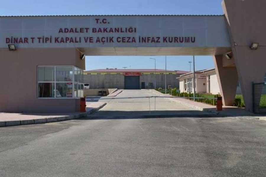 Dinar Cezaevi'nde işkence iddiası
