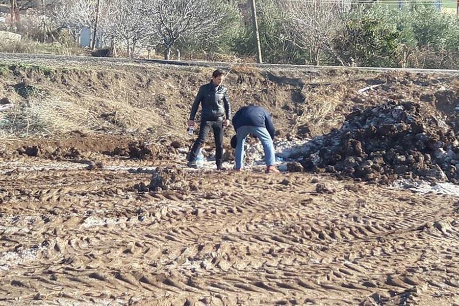 İzmir'in su havzasındaki sülfürik asit tehdidi