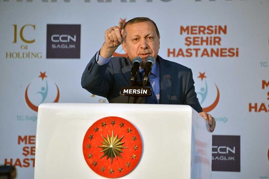 Erdoğan: Sandıkları patlatmaya hazır mısınız?