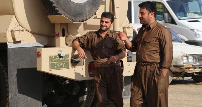 Peşmergeler: Hazırlık yapıyoruz, Kobanê'ye geçeceğiz
