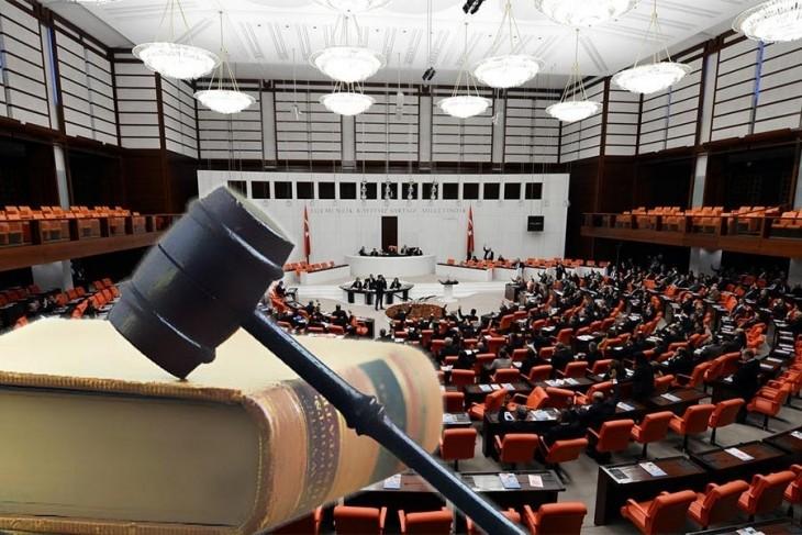 Meclis feshedilebilir!