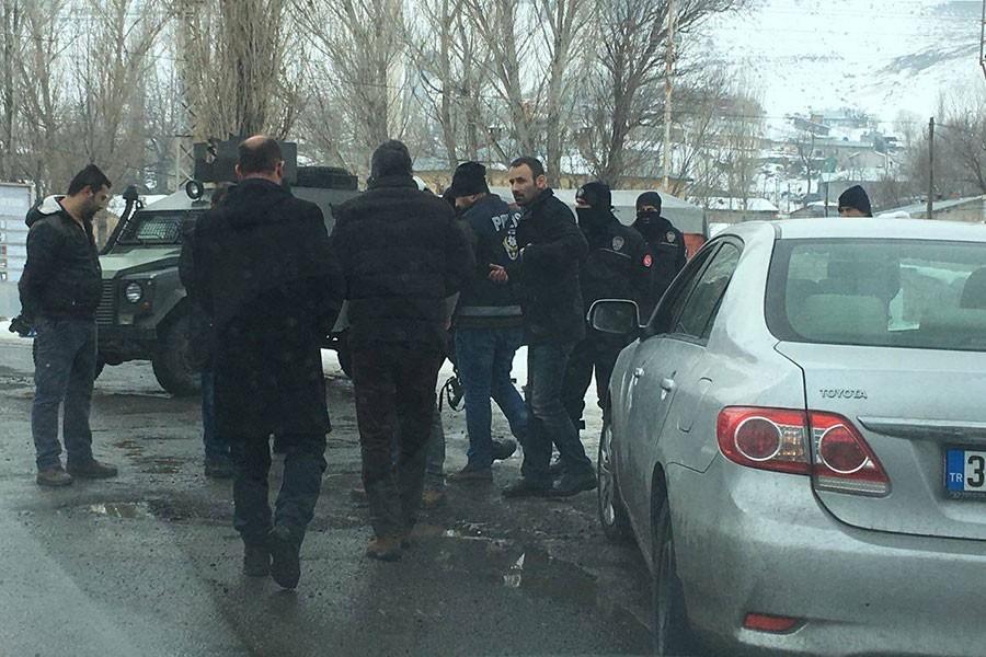 Digor'a giriş çıkışlar yasaklandı