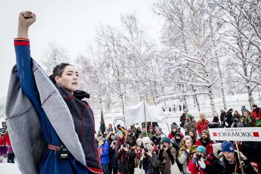 100 yıldır hakları için mücadele eden halk: Samiler