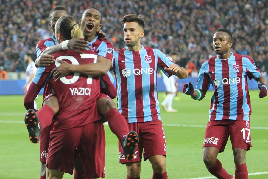 Trabzonspor'da son 12 sezonun en iyi performansı
