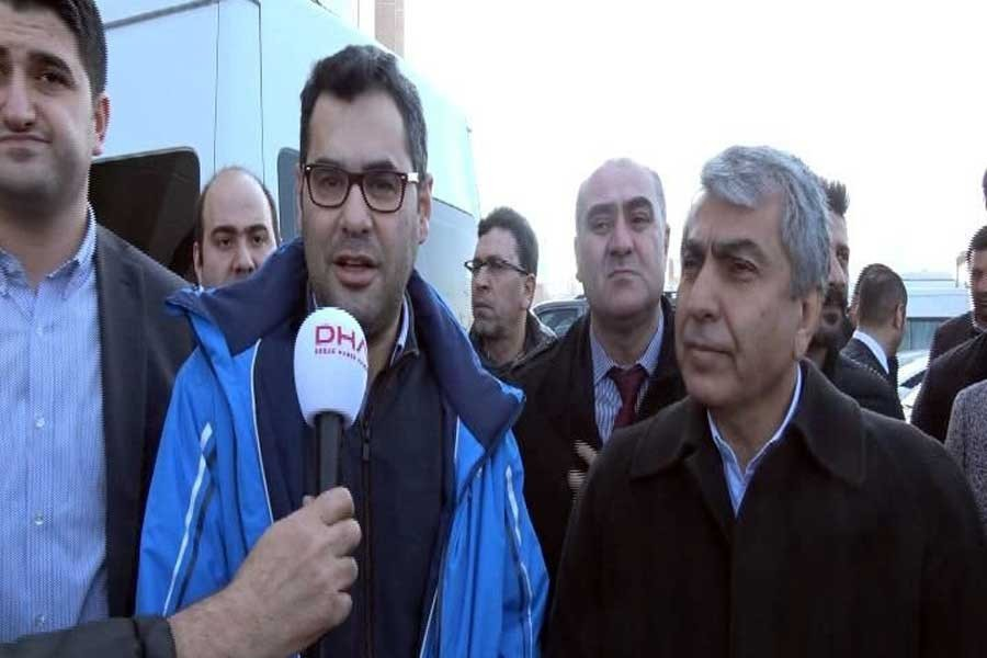 AA, Gazeteci Enver Aysever'e hakaret davası açtı