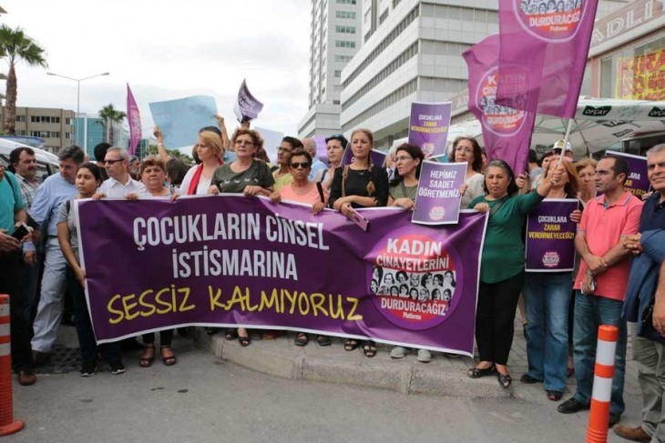 DERİK'TE CİNSEL İSTİSMAR