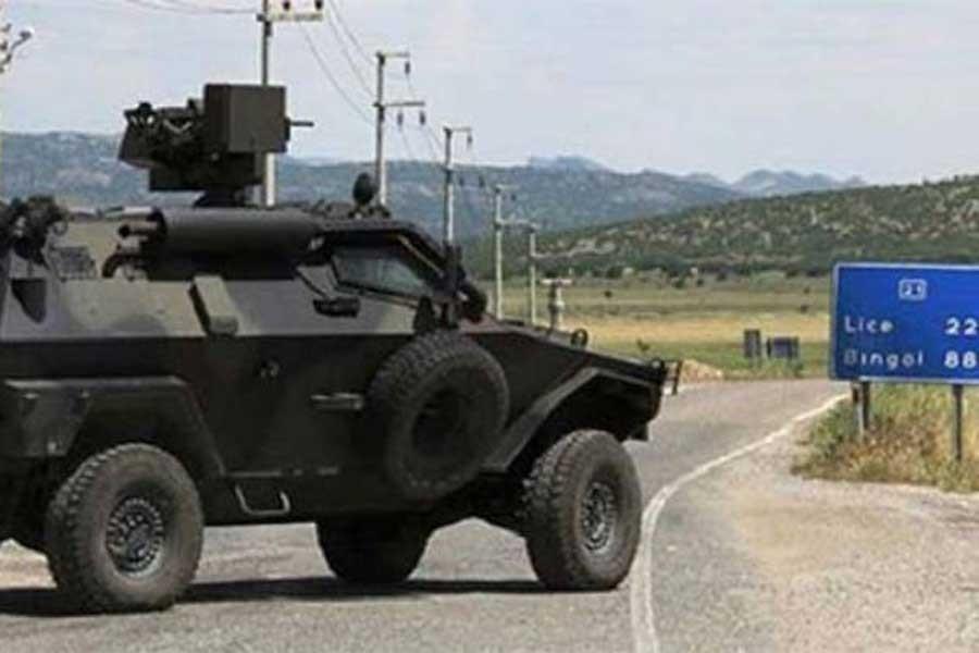 Lice ve Hazro'da 12 köyde sokağa çıkma yasağı