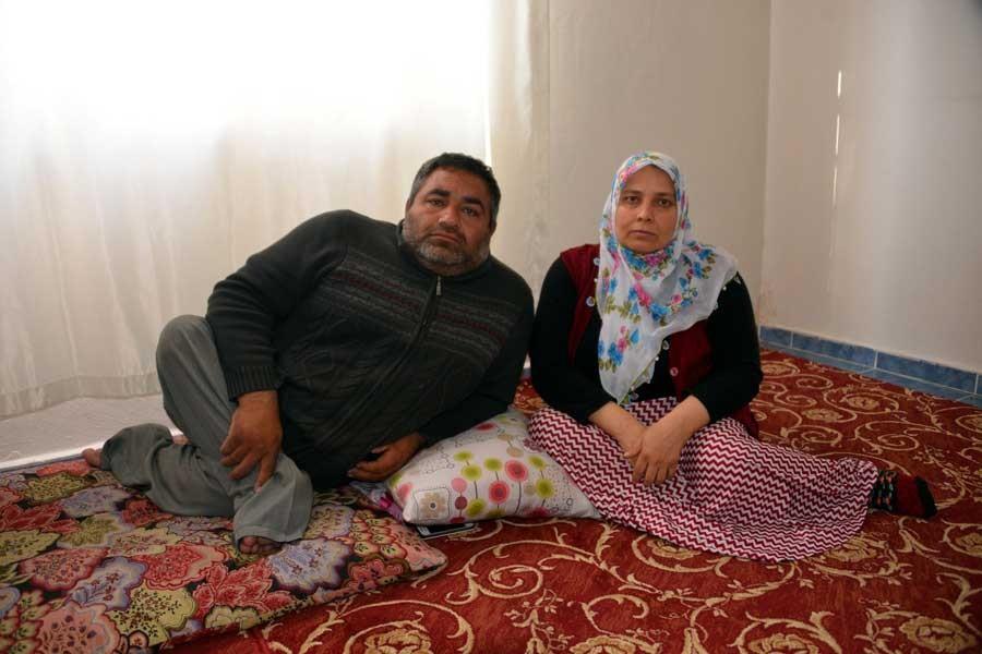 Engelli çiftin maaşı, bakıcı aylığı nedeniyle kesildi