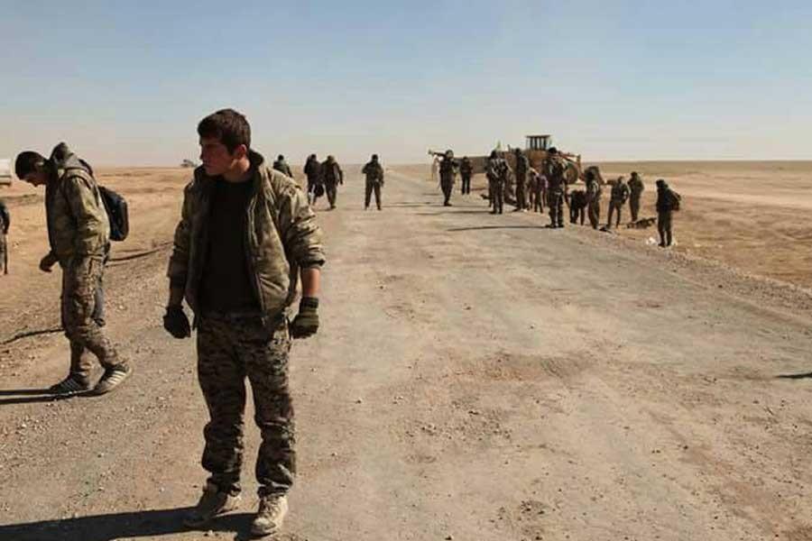 SDG, IŞİD'in ikmal hatlarını kesiyor