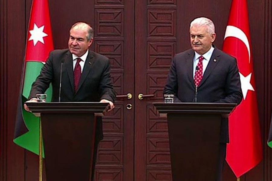 Yıldırım: YPG'nin ortak seçilmesi bir talihsizliktir