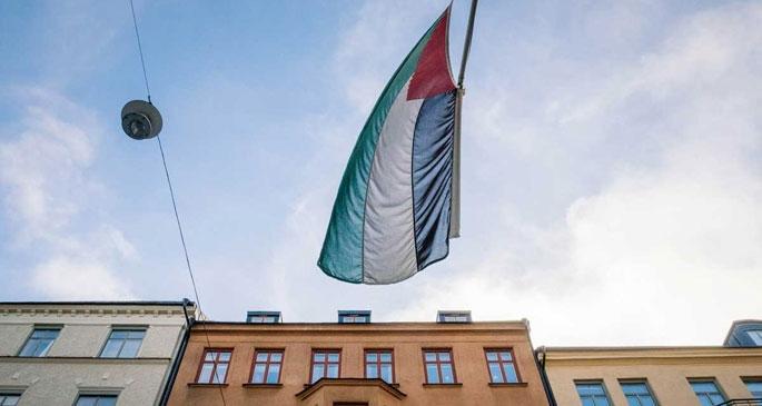 'İsveç'in bu adımı atması Filistinlilerin elini güçlendirir'