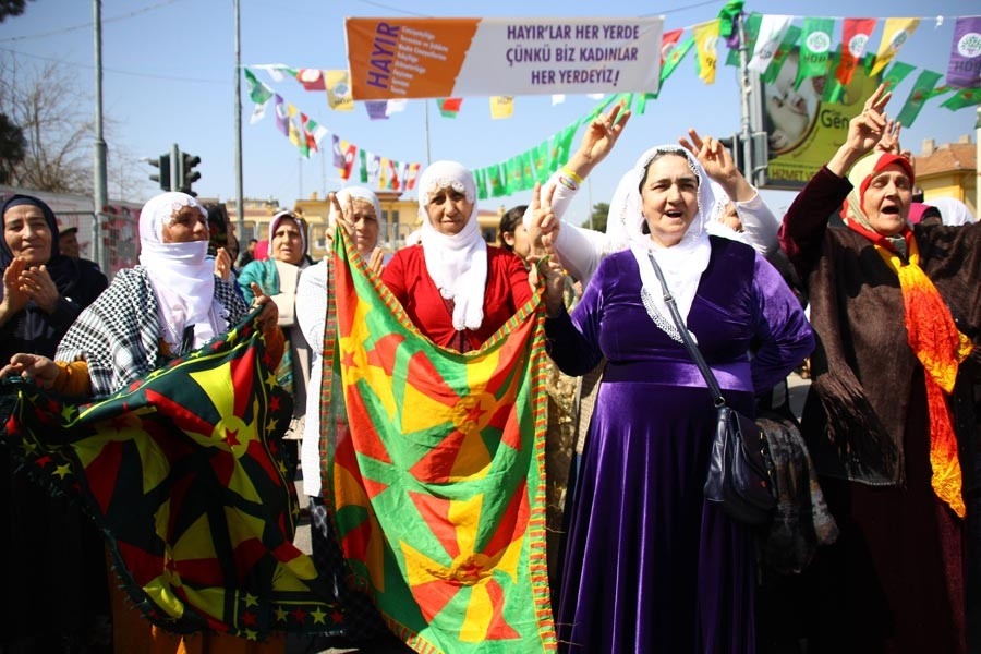 Diyarbakır'da 8 Mart yasağına itiraz kabul edildi