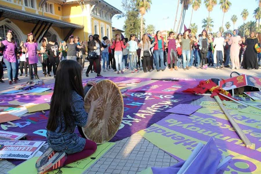 Antalya'da 8 Mart etkinliklerinin programları belli oldu