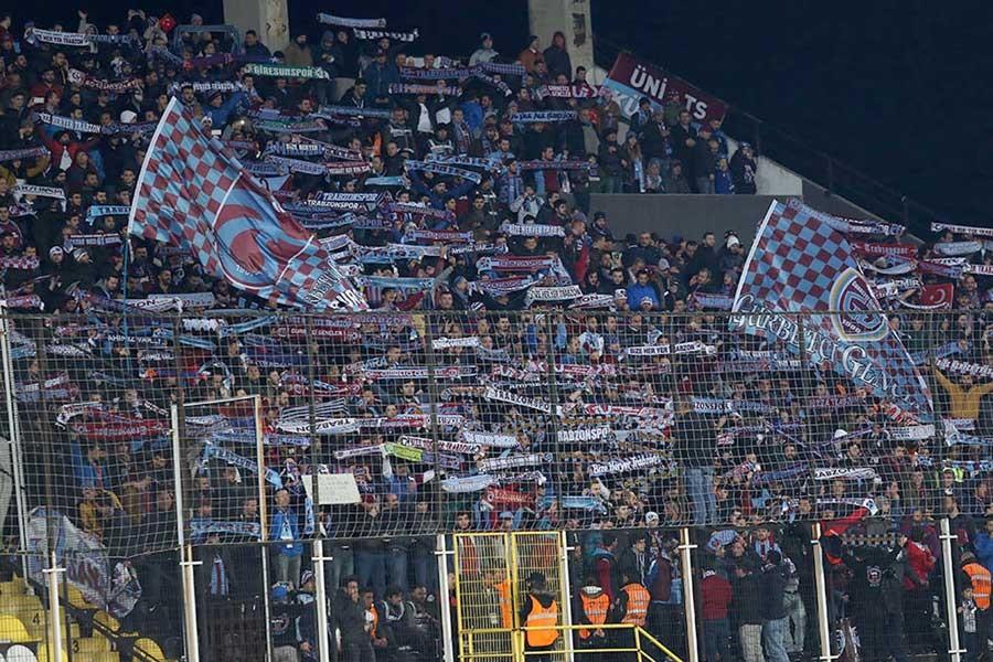 Fenerbahçe maçında Trabzonspor taraftarına deplasman yasağı