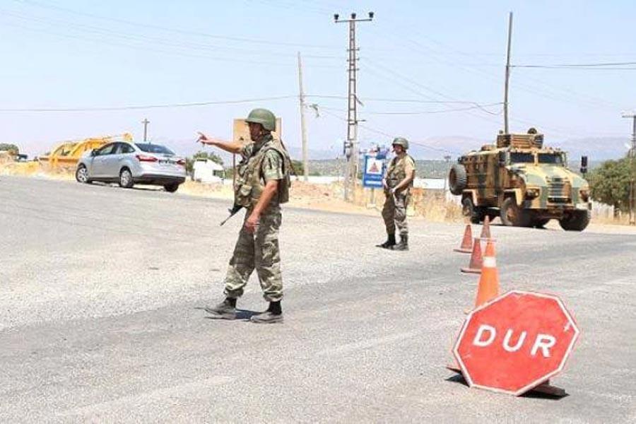 Diyarbakır'ın 3 ilçesindeki 14 köyde sokağa çıkma yasağı