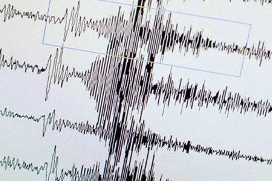 Manisa'da 3.8 büyüklüğünde deprem