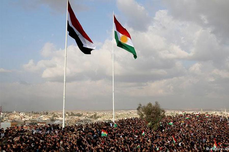 'Bağdat, Erbil'e konfederasyon önerdi' iddiası