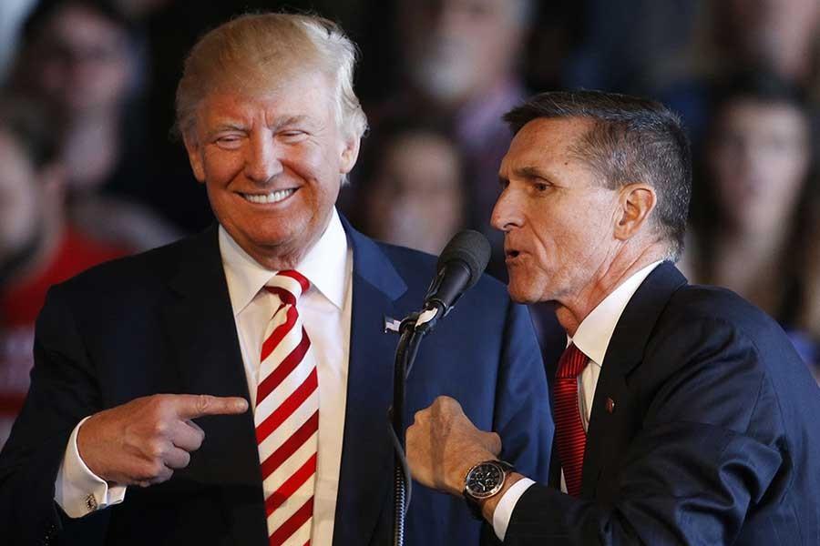 ABD'de seçime müdahale soruşturması: Flynn suçlanabilir