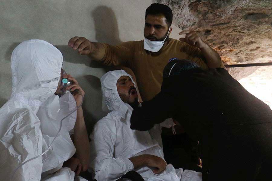 BM'den 'Han Şeyhun'daki saldırıda sarin kullanıldı' iddiası