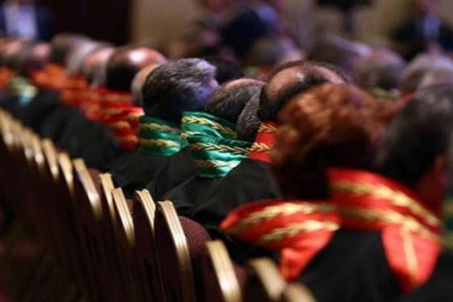 HSK kararnamesi ile 154 hakimin görev yeri değişti