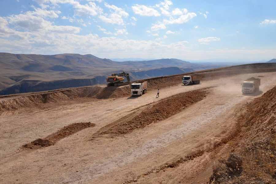 Sarıkamış'ta baraj inşaatında iş cinayeti
