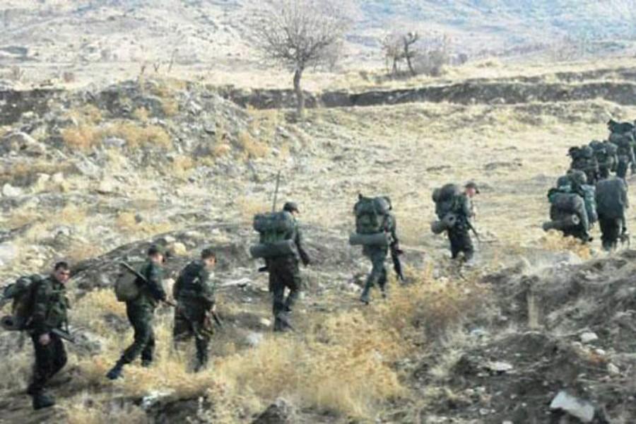 Bingöl'de çatışma: 1 asker hayatını kaybetti