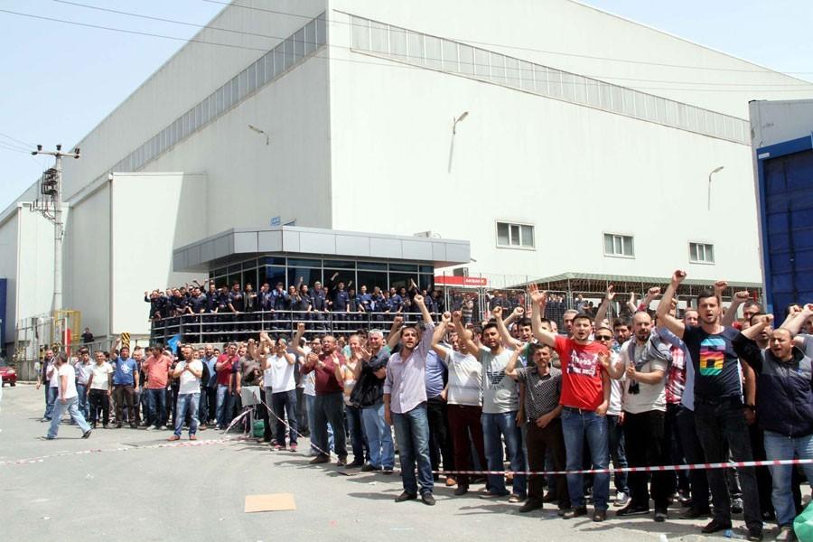 Metal işçileri arasında AKP'den kopuş hızlandı