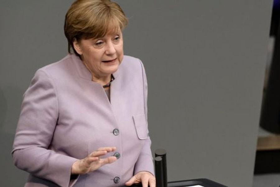 Merkel'den Trump'a G20 zirvesi öncesi 'iklim' eleştirisi