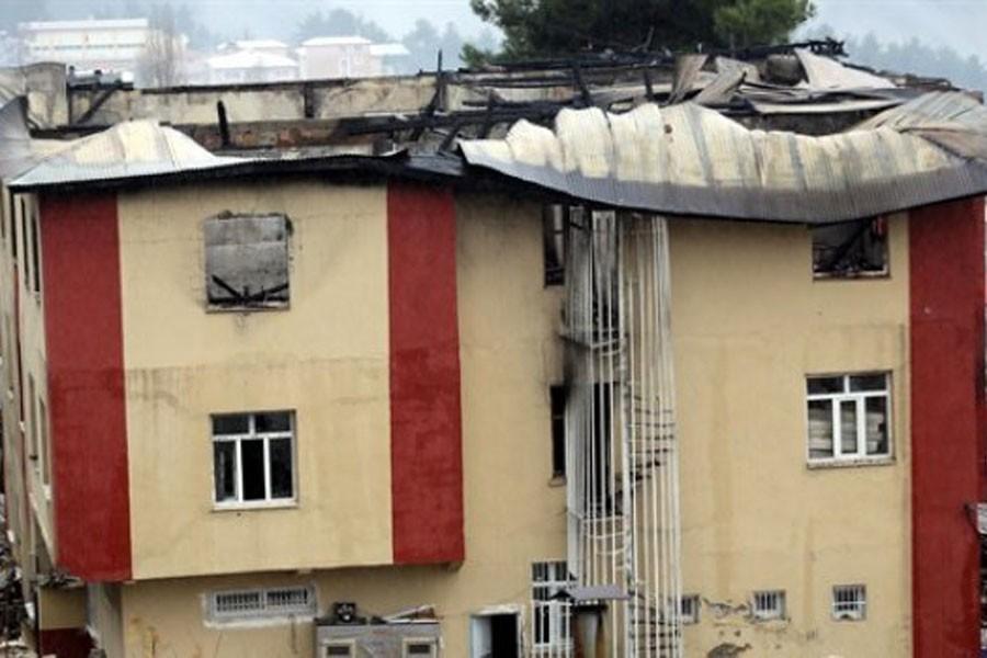 Aladağ yangını sonrası denetlenen yurtlardan 11'i kapatıldı