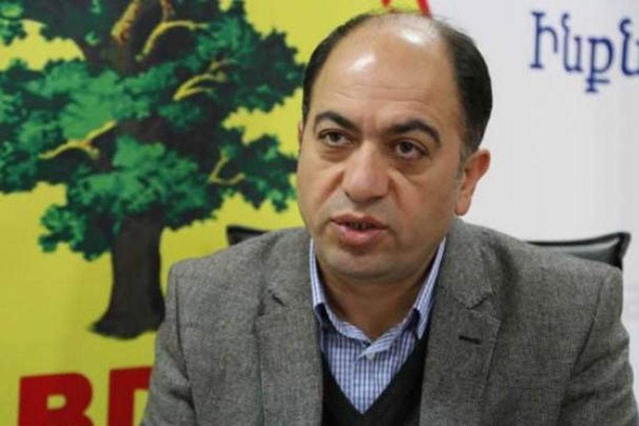 DBP'li Kayapınar Belediye Eşbaşkanı Aydın tahliye edildi