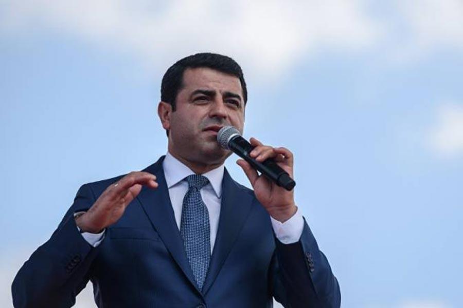 Demirtaş'tan Erdoğan'a açık çağrı