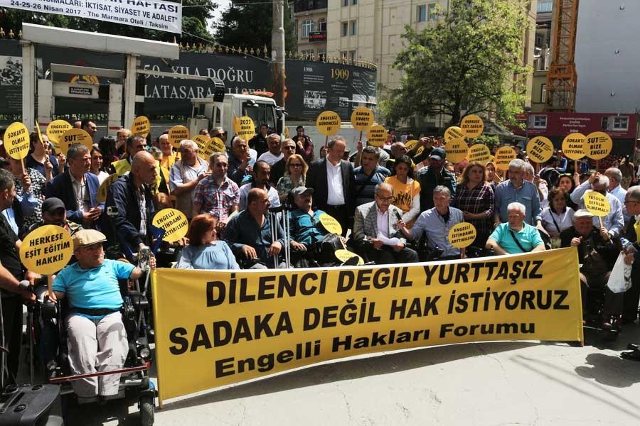 'Her yurttaş gibi haklarımızdan yararlanmak istiyoruz'
