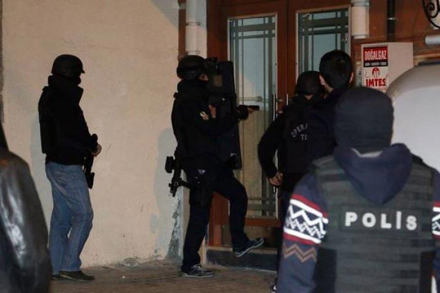 İstanbul'da 'eylem hazırlığındaki IŞİD'li yakalandı' iddiası