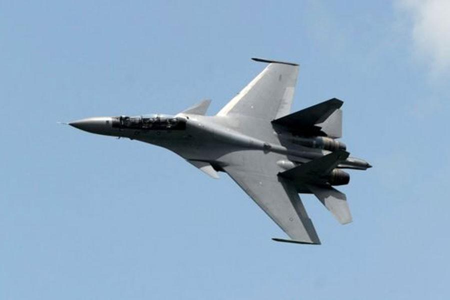 İngiliz jetleri, Rus savaş uçaklarına karşı havalandı