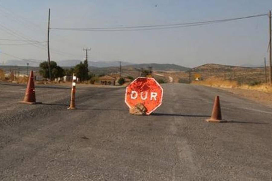 Mardin'in 4 mahallesinde sokağa çıkma yasağı kaldırıldı