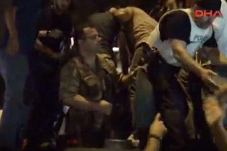 İstanbul Emniyet Müdürlüğü'nü işgal girişimi davası başladı