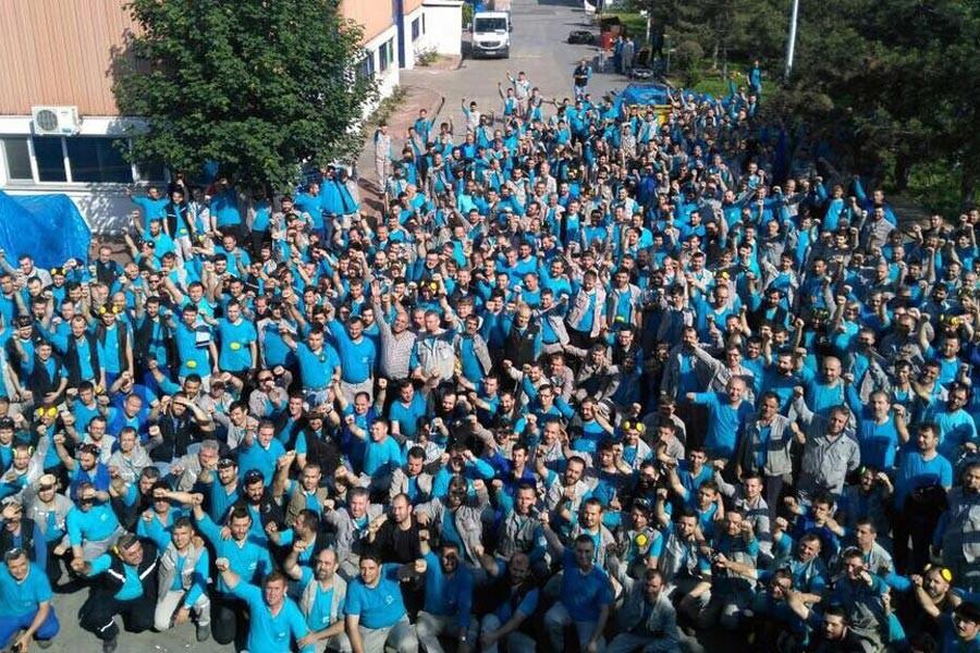 Cam işçilerinden sendikaya 'eylemlerin dozu artmalı' çağrısı