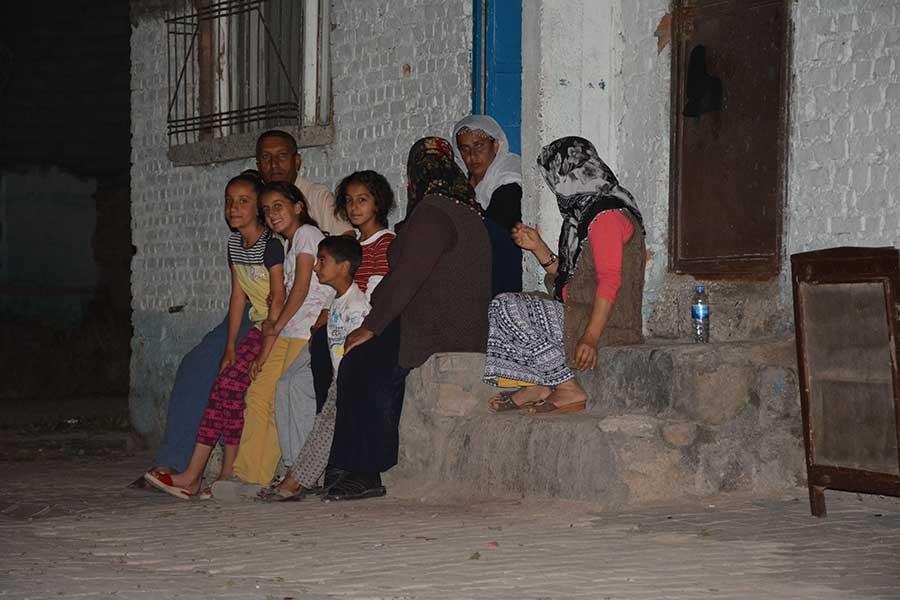 Surlular Ramazan ayına su ve elektrik olmadan girdi