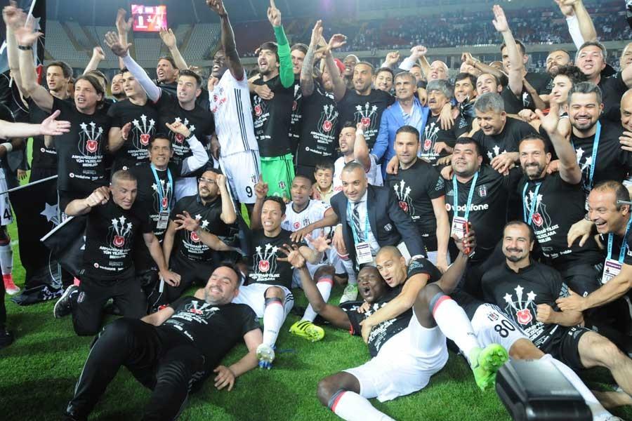 Beşiktaş'ın şampiyonluk kutlamalarının detayları netleşti