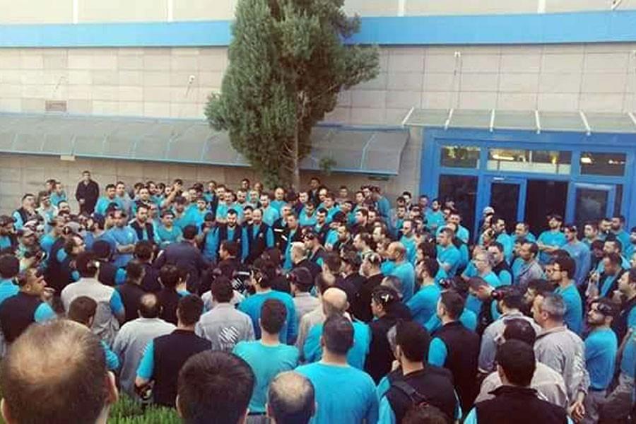 Anadolu Cam işçileri: Sendika 'Cam çıkmayacak' desin çıkmaz