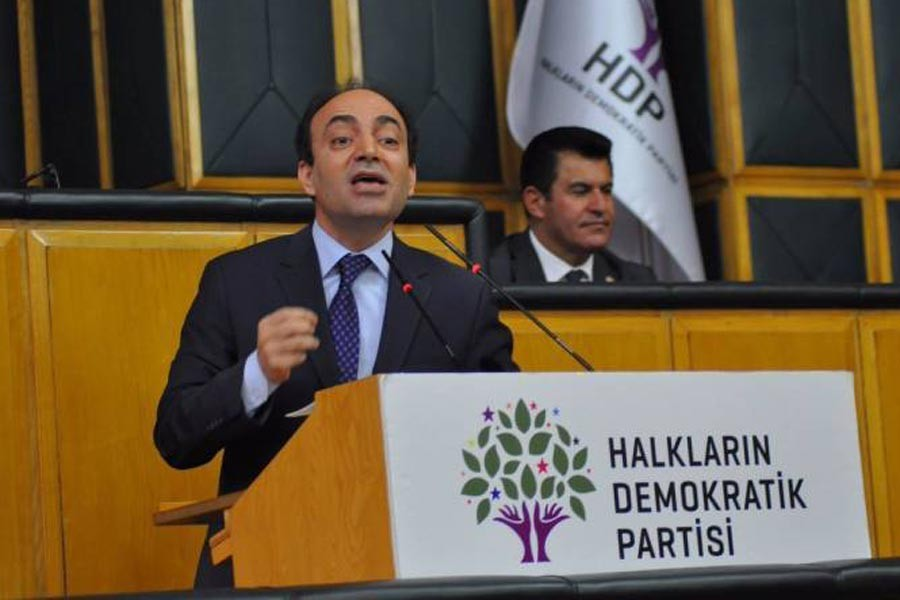 Baydemir: Darbeyi saklama, AKP'yi aklama raporu