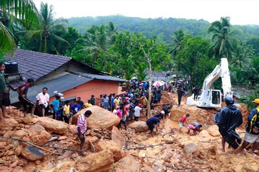 Sri Lanka'da sel sonrası salgın tehlikesi