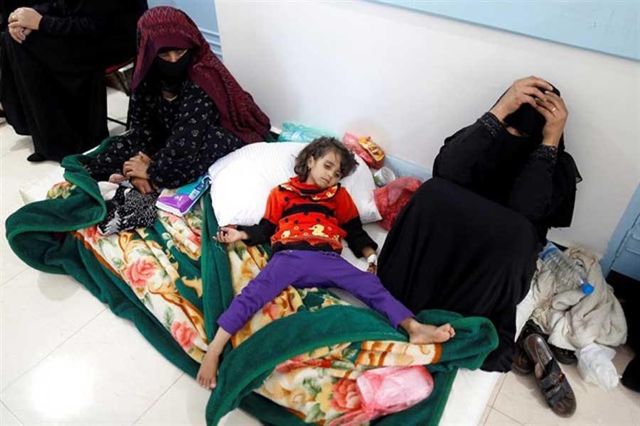 Yemen'de kolera salgını yayılıyor: Ölü sayısı 500'ü aştı