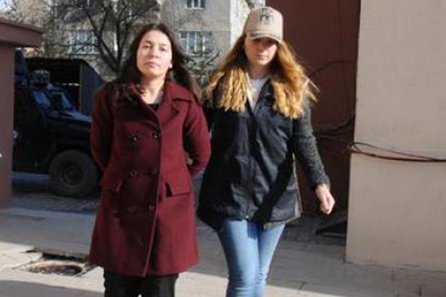 Yüksekova Belediye Eş Başkanı Adile Kozay serbest bırakıldı
