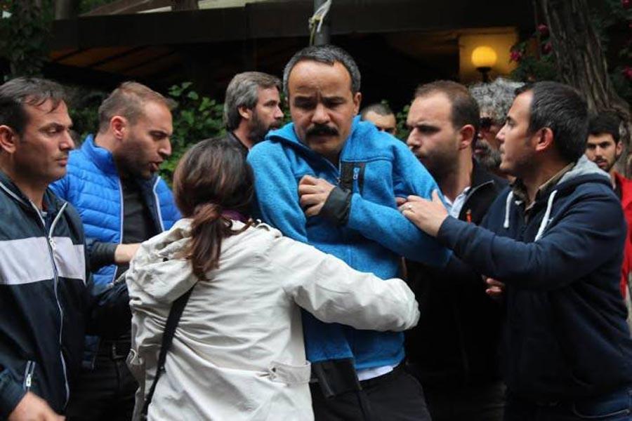 Saçılık'a uygulanan polis şiddetine dava