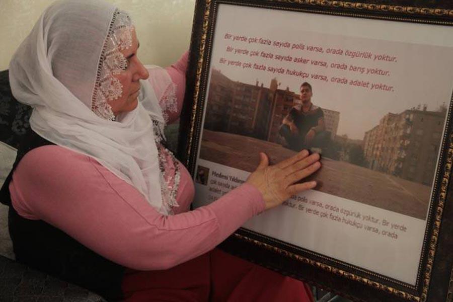 'Gezi aileleriyle acılarımız da mücadelemiz de ortaklaştı'
