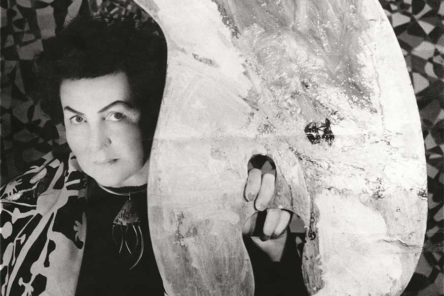 Fahrelnissa Zeid'in en kapsamlı sergisi İstanbul Modern'de