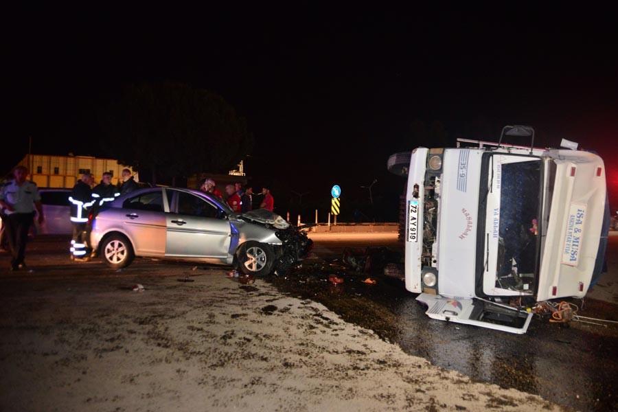 2016'da trafik kazalarında 7 bin 300 kişi yaşamını yitirdi