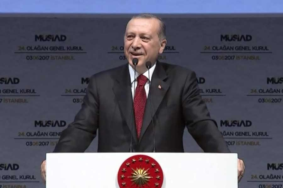 Erdoğan'dan Kılıçdaroğlu'ya Gezi tepkisi