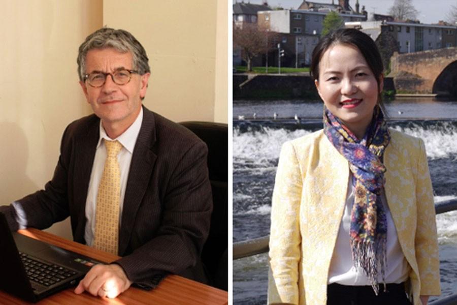 İskoçya'da Çinli siyasetçinin evine ırkçı saldırı